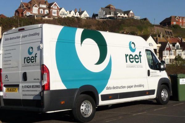 Reef Environmental - confidential waste disposal